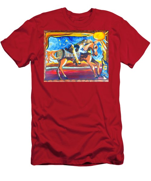 Horse Whisperer Men's T-Shirt (Athletic Fit)