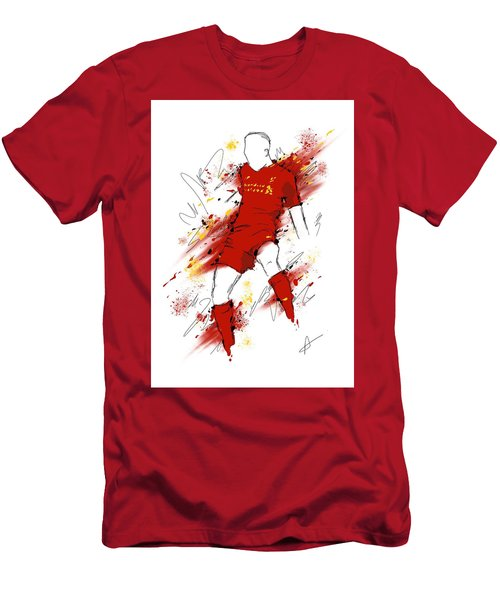I Am Red #2 Men's T-Shirt (Athletic Fit)