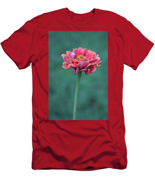 Men's T-Shirt (Slim Fit) featuring the photograph I Must Have Flowers... by Vadim Levin
