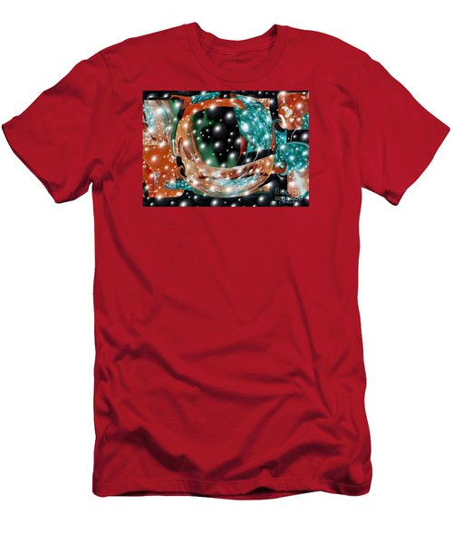 In The Beginning... Men's T-Shirt (Athletic Fit)