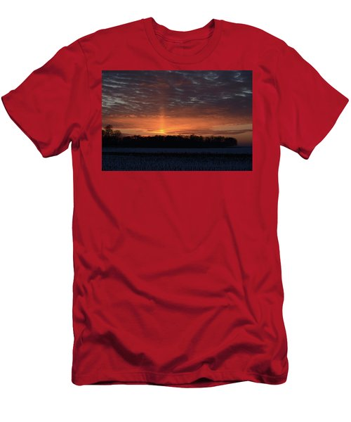Indiana Evening Men's T-Shirt (Athletic Fit)