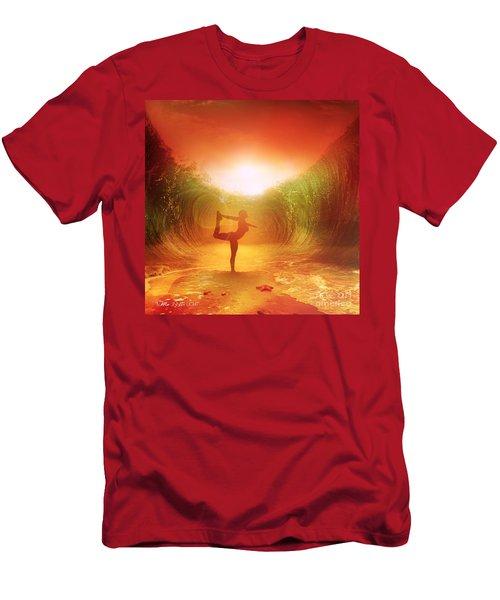 Inner Light Men's T-Shirt (Athletic Fit)