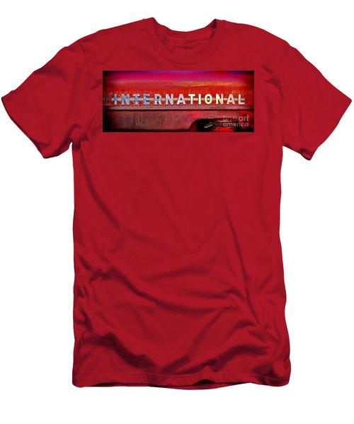 International  Men's T-Shirt (Athletic Fit)