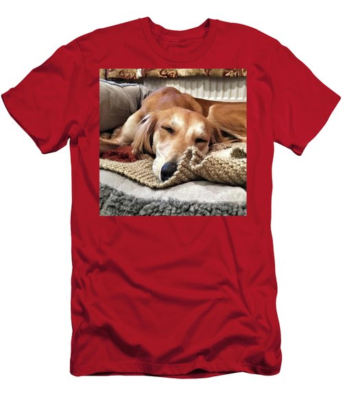 It's Been A Hard Day...  #saluki Men's T-Shirt (Athletic Fit)