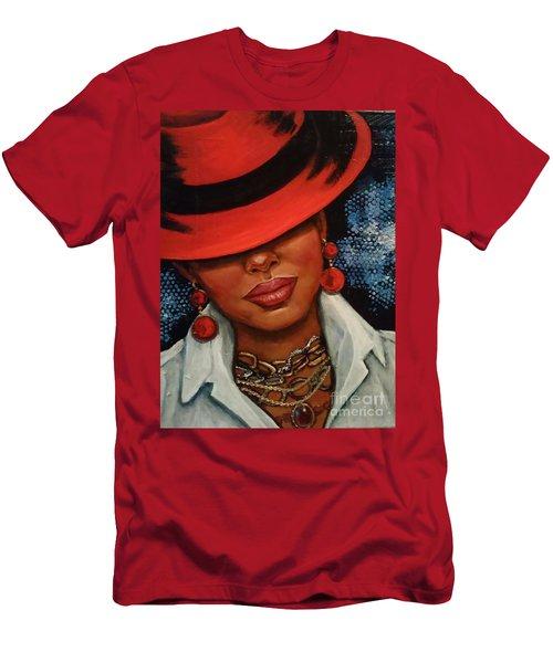Jazzy Men's T-Shirt (Slim Fit)