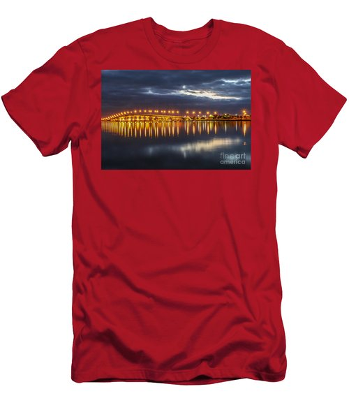 Jensen Beach Causeway #5 Men's T-Shirt (Athletic Fit)