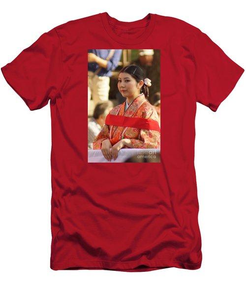 Jidai Matsuri Xxii Men's T-Shirt (Slim Fit) by Cassandra Buckley