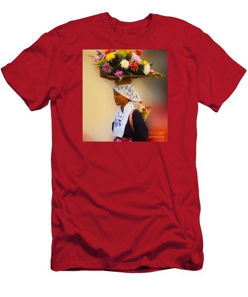 Jidai Matsuri Xxvii Men's T-Shirt (Slim Fit) by Cassandra Buckley