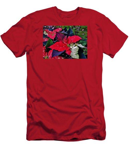Jingle Bell Rock 2 Men's T-Shirt (Athletic Fit)