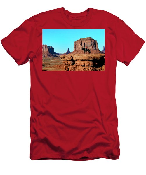 John Ford's Point Men's T-Shirt (Athletic Fit)