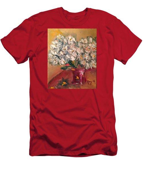 Joy Men's T-Shirt (Slim Fit) by Roxy Rich
