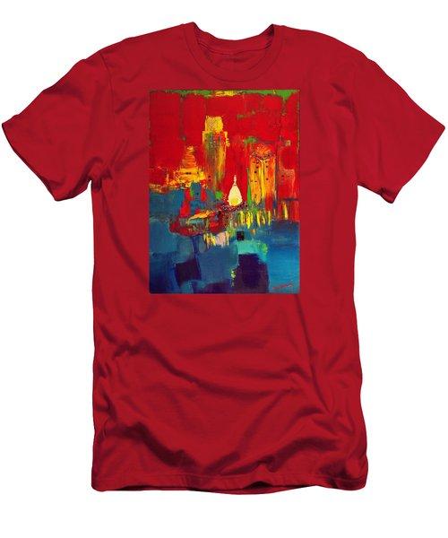 July Men's T-Shirt (Athletic Fit)