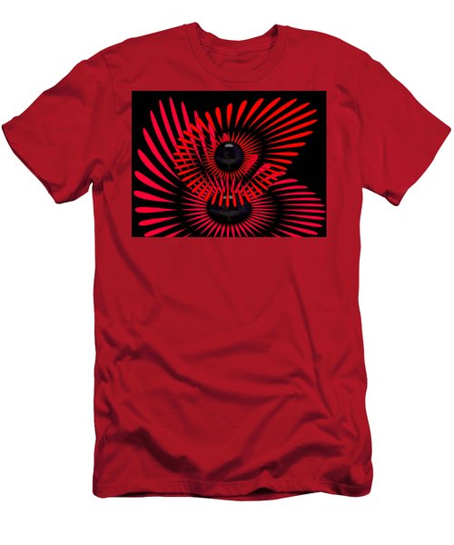 Men's T-Shirt (Slim Fit) featuring the digital art July by Robert Orinski