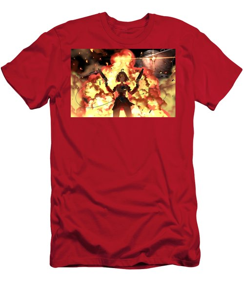 Kabaneri Of The Iron Fortress Men's T-Shirt (Athletic Fit)