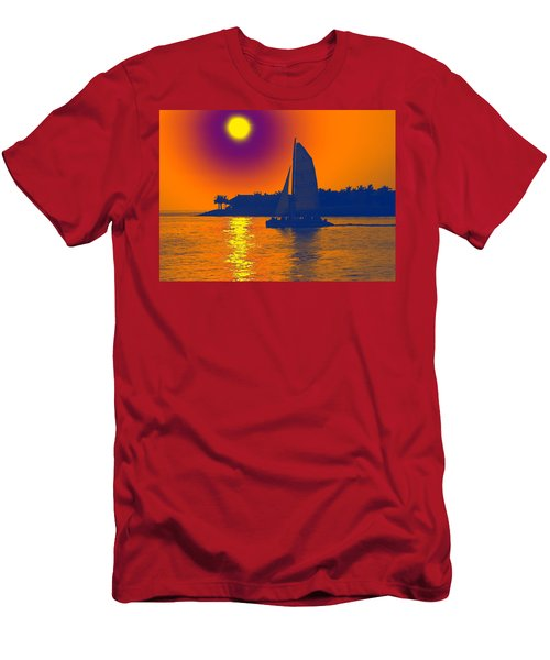 Key West Passion Men's T-Shirt (Athletic Fit)