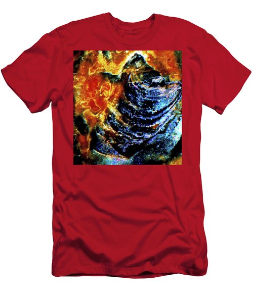 Lady Of The Shell Men's T-Shirt (Athletic Fit)