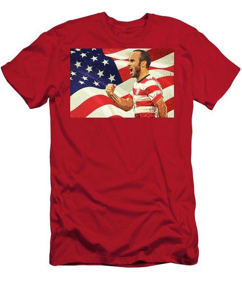 Landon Donovan Men's T-Shirt (Athletic Fit)