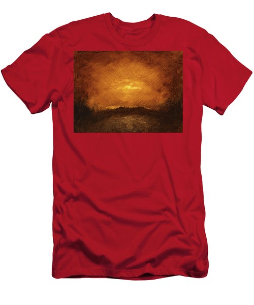 Landscape 44 Men's T-Shirt (Athletic Fit)