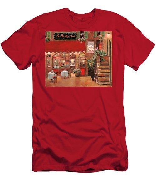 Le Rendez Vous Men's T-Shirt (Athletic Fit)