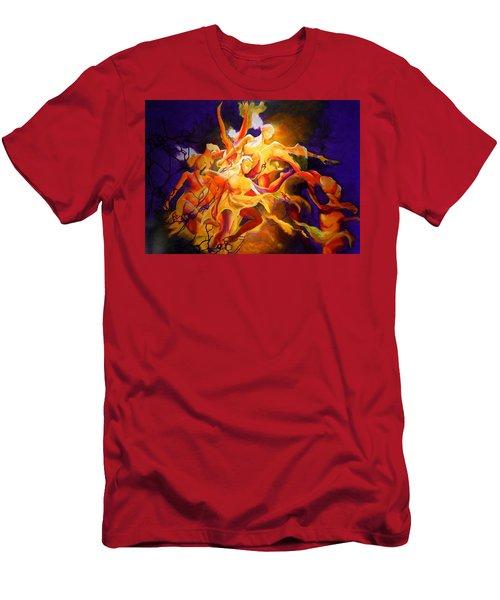 Leap Men's T-Shirt (Athletic Fit)