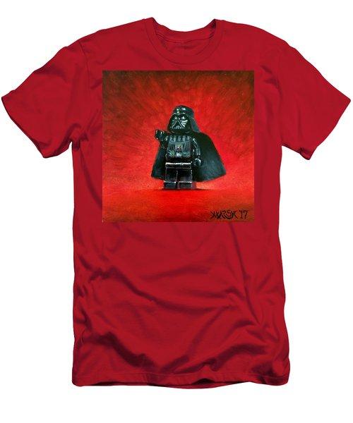 Lego Vader Men's T-Shirt (Athletic Fit)