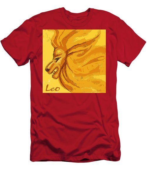 Leo Men's T-Shirt (Athletic Fit)