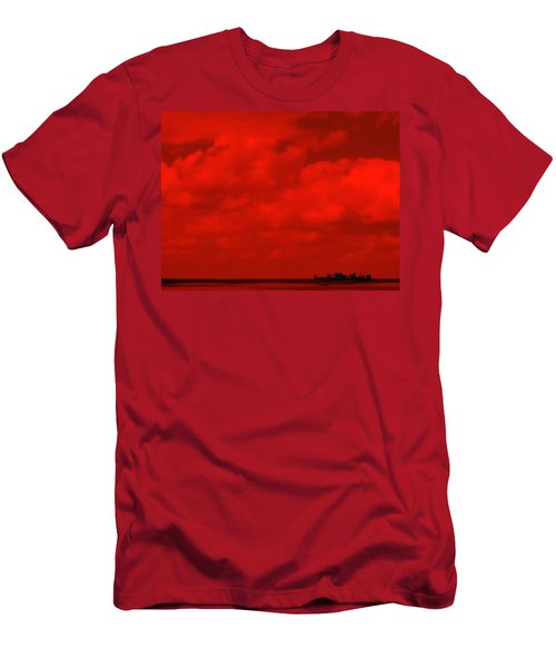 Life On Mars Men's T-Shirt (Athletic Fit)