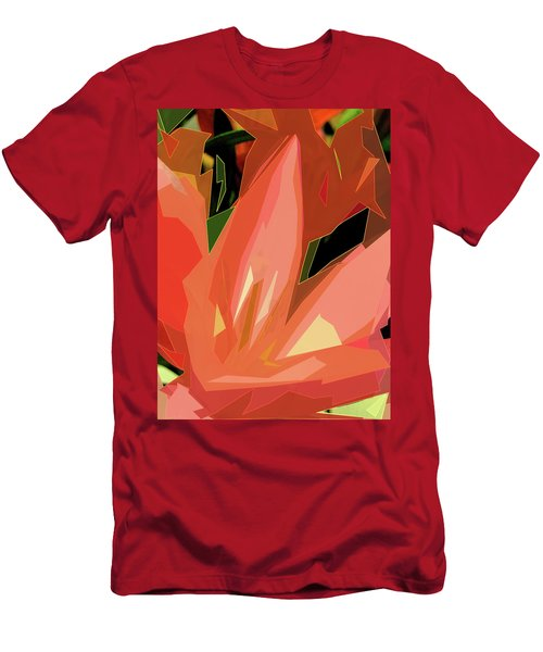 Lily #3 Men's T-Shirt (Athletic Fit)