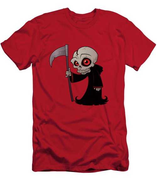 Little Reaper Men's T-Shirt (Athletic Fit)