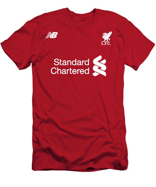 Liverpool Football Club Men's T-Shirt (Athletic Fit)