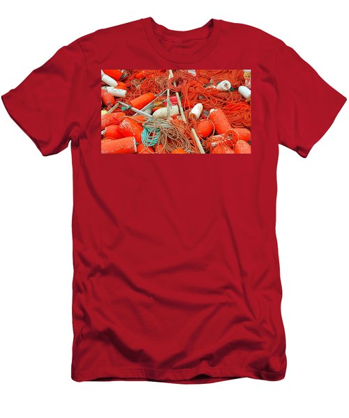 Lobster Season Men's T-Shirt (Athletic Fit)