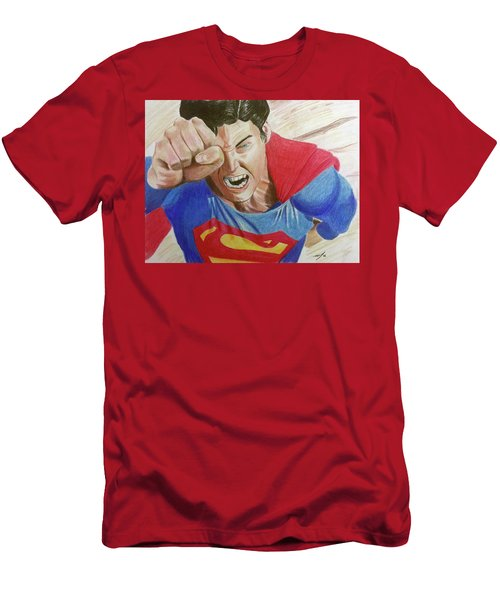 Lois' Death Men's T-Shirt (Athletic Fit)