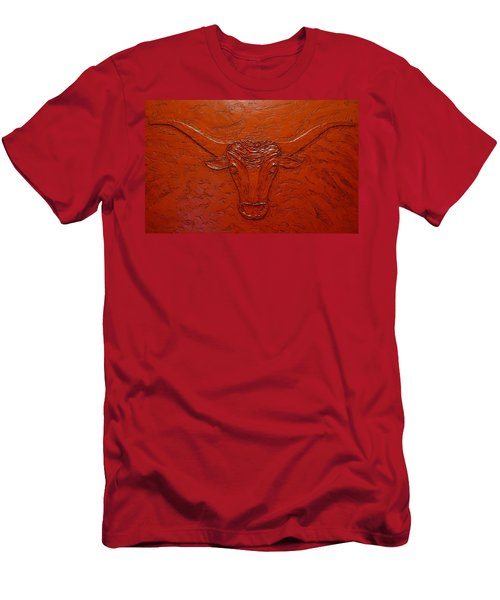 Longhorn Men's T-Shirt (Athletic Fit)