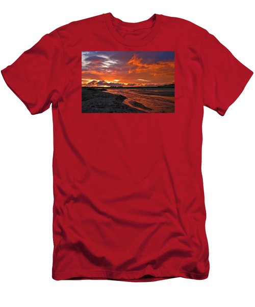 Love At First Light Men's T-Shirt (Athletic Fit)