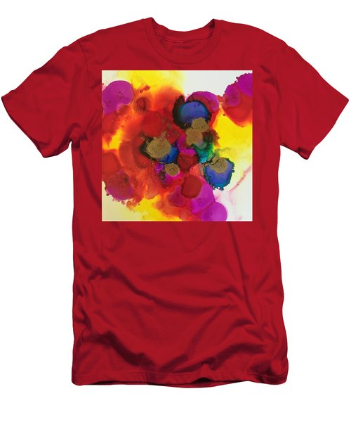 Love Is Everywhere  Men's T-Shirt (Athletic Fit)