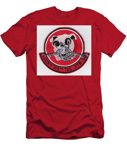 Lucky Puppy Men's T-Shirt (Athletic Fit)