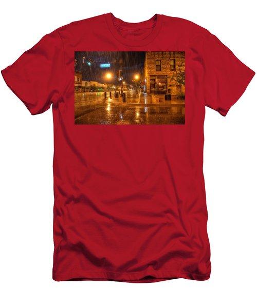 Main And Hudson Men's T-Shirt (Slim Fit) by Fiskr Larsen