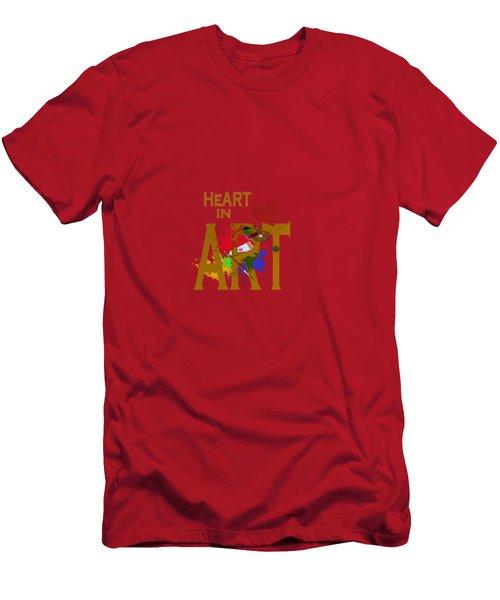 Malachite By V.kelly Men's T-Shirt (Athletic Fit)