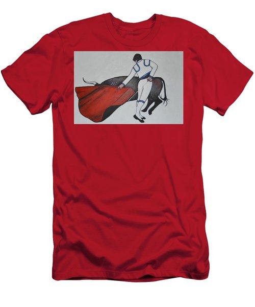 Manolete 2 Men's T-Shirt (Athletic Fit)