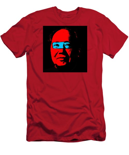 Mao 2 Men's T-Shirt (Athletic Fit)