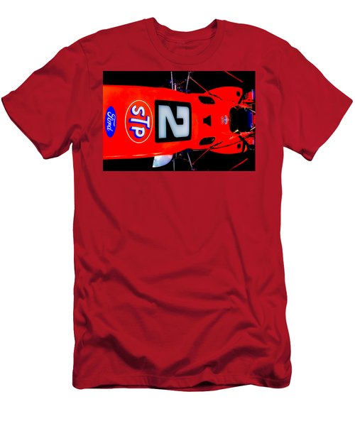 Mario 69 Men's T-Shirt (Slim Fit) by Michael Nowotny