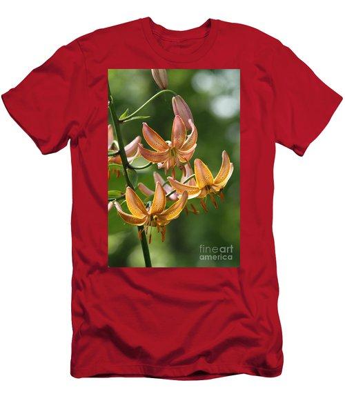 Martagon Lily Men's T-Shirt (Athletic Fit)