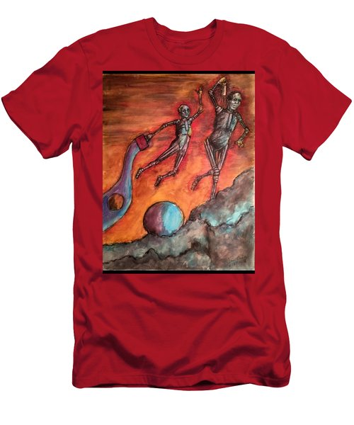 Master Minds Of Mars, The Voices Of Time Men's T-Shirt (Athletic Fit)