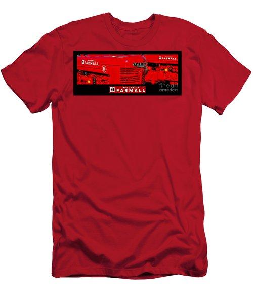 Mc Cormick Farmall Poster Men's T-Shirt (Athletic Fit)