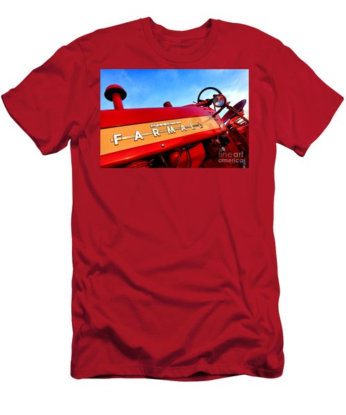 Mccormick Farmall 450 Men's T-Shirt (Athletic Fit)