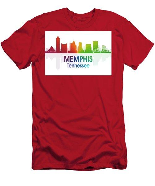 Memphis Tn Men's T-Shirt (Athletic Fit)