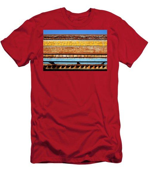 Minimal Sundae Men's T-Shirt (Slim Fit) by Prakash Ghai