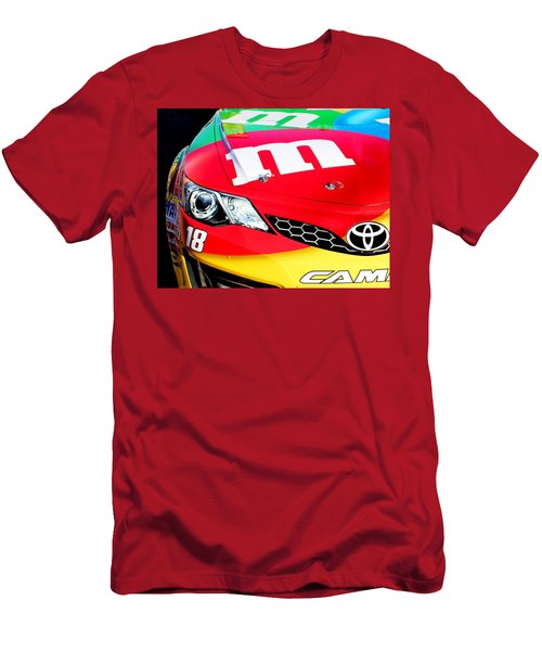 Mm's Nascar Men's T-Shirt (Slim Fit) by Natalie Ortiz