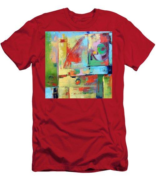 Mood Swing Men's T-Shirt (Slim Fit)