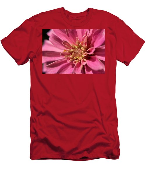 Morning Pink Men's T-Shirt (Athletic Fit)